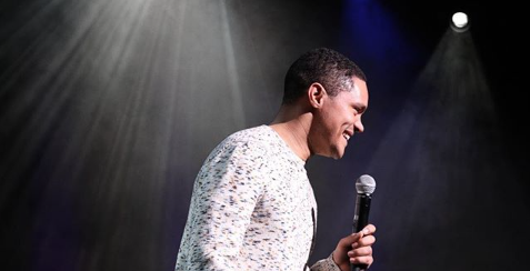 Trevor Noah named one of the world's highest paid comedians