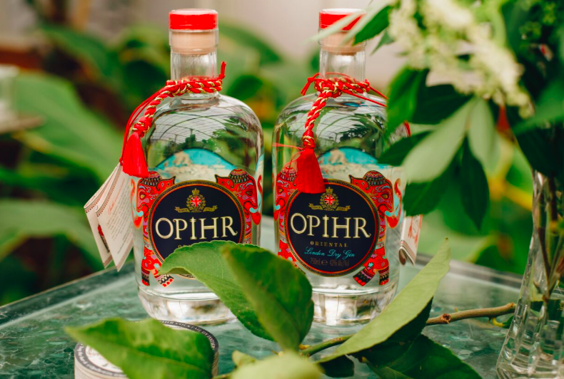 A Journey of Discovery with Opihr Gin
