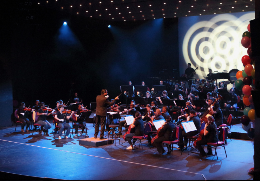 Cape Town Philharmonic Youth Orchestra Concert