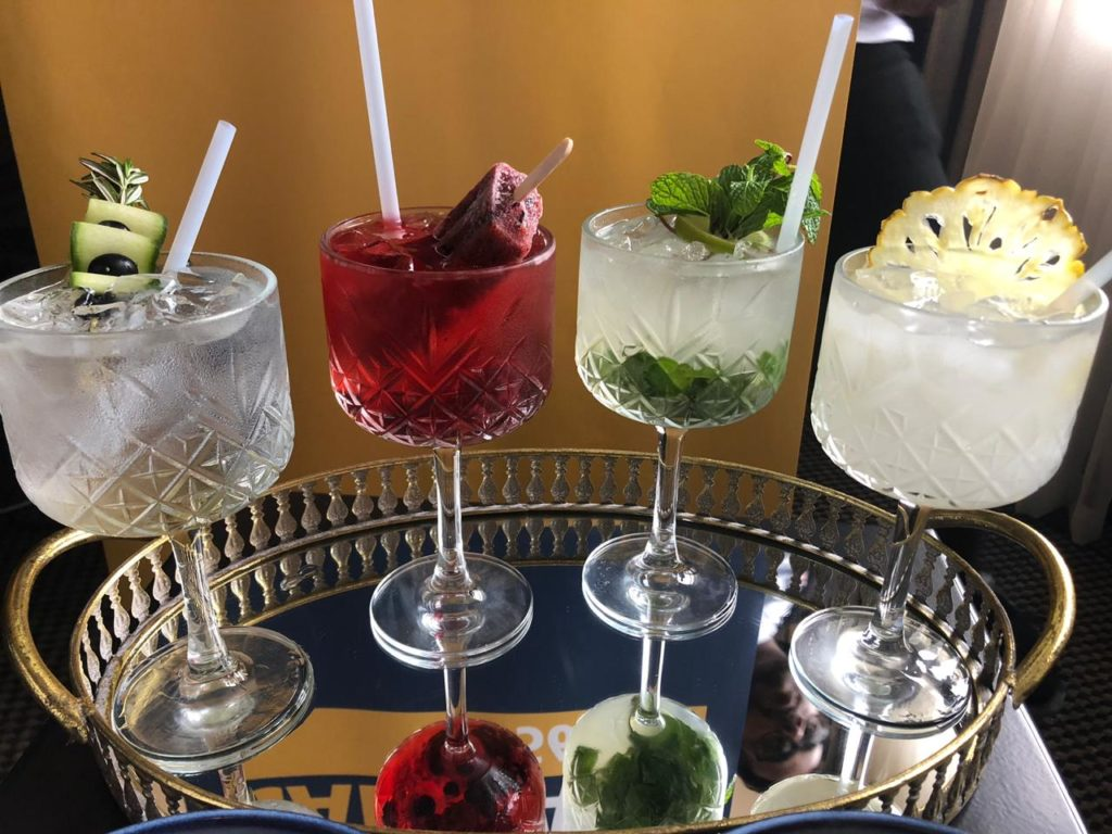 Bottomless cocktails at The Cullinan
