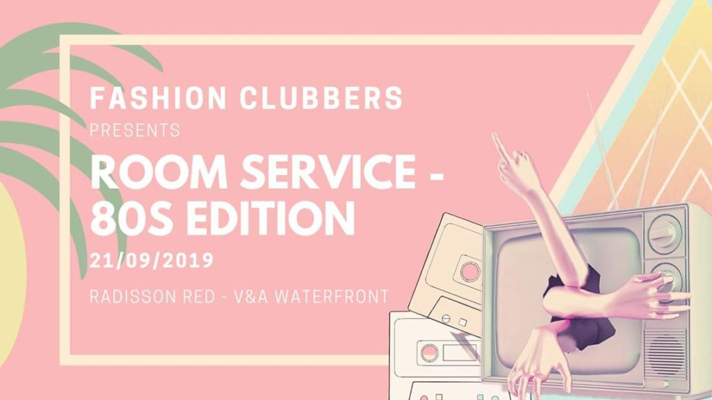 Fashion Clubbers - 80s party edition at Radisson RED