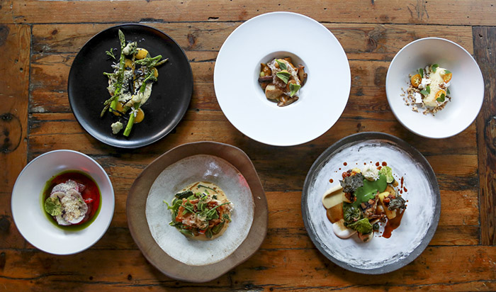 Fancy a foraged fantasy feast at Myoga?