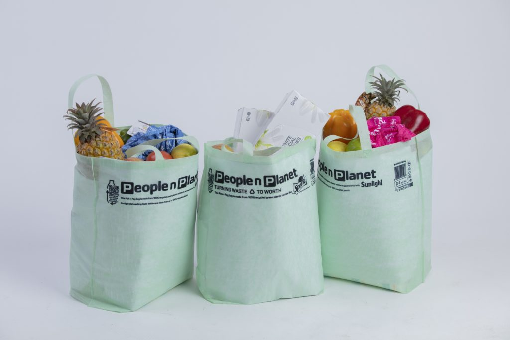PnP rolls out long-lasting recycled bags