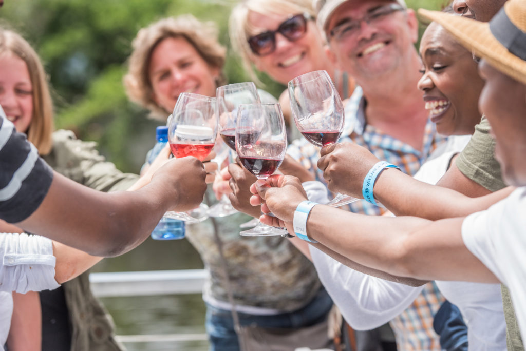 WIN: Wine and weekend tickets to Wine on the River (closed)
