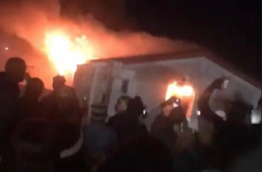 House torched as community rages over UCT student murder