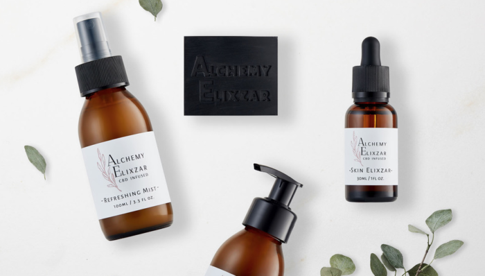 SA's first CBD skincare range launches in Cape Town