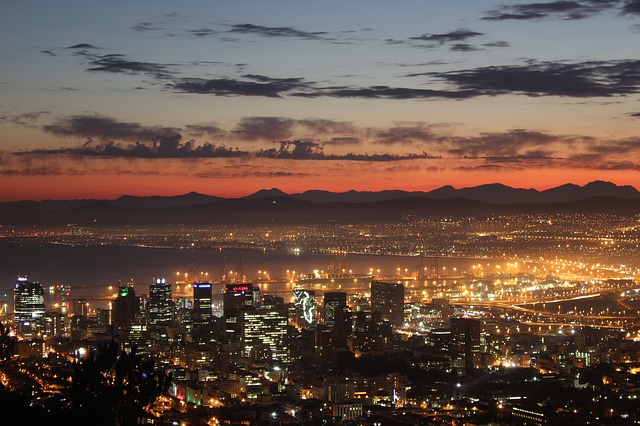Cape Town among world's best party cities