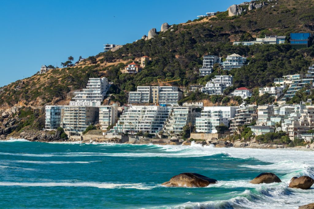 Two stabbed, one dies on Clifton beach