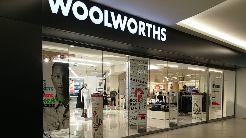Woolies now has its own liquor store