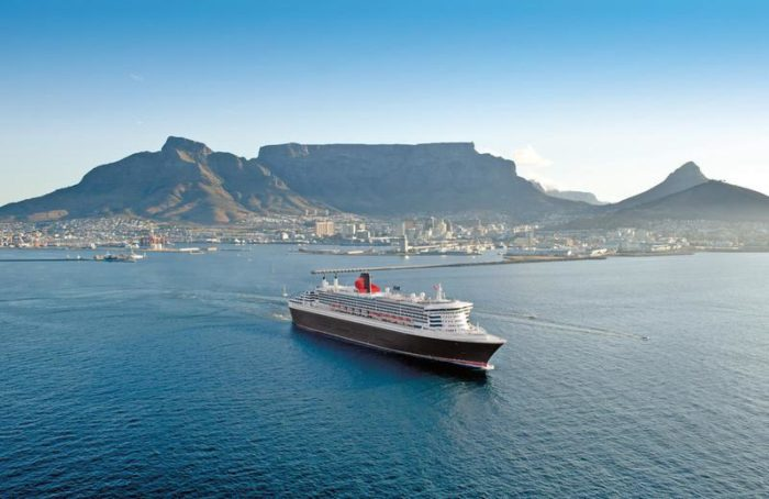 Five cruise ships to visit the Mother City