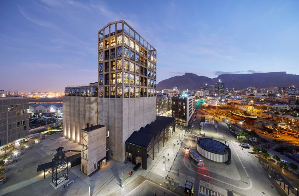 Wander through Africa's largest museum, Zeitz MOCAA
