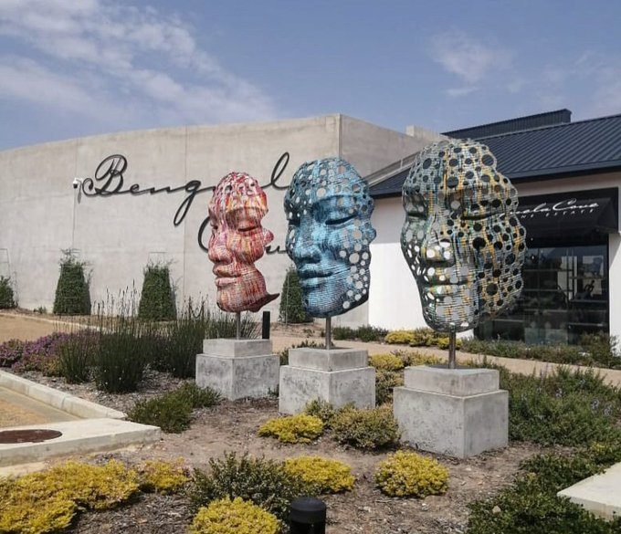 New Sculpture Park opens at Benguela Cove
