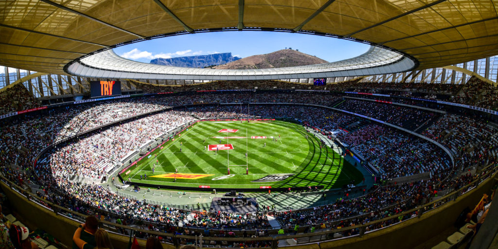 WATCH: Cape Town Stadium has officially been renamed DHL Stadium