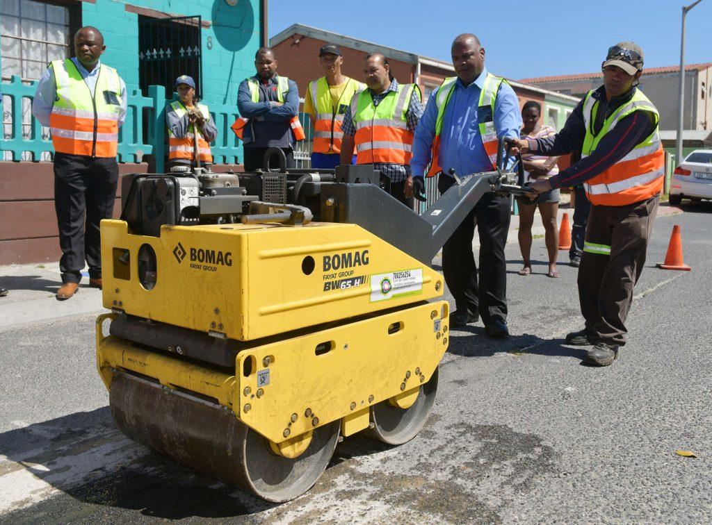 City launches pothole-repair campaign