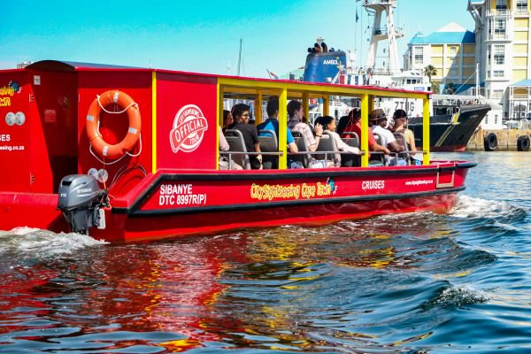City Sightseeing's first female skipper