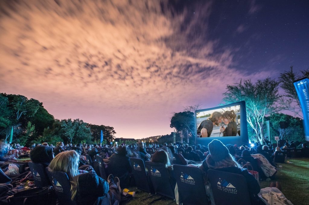 The Galileo Open-Air Cinema returns