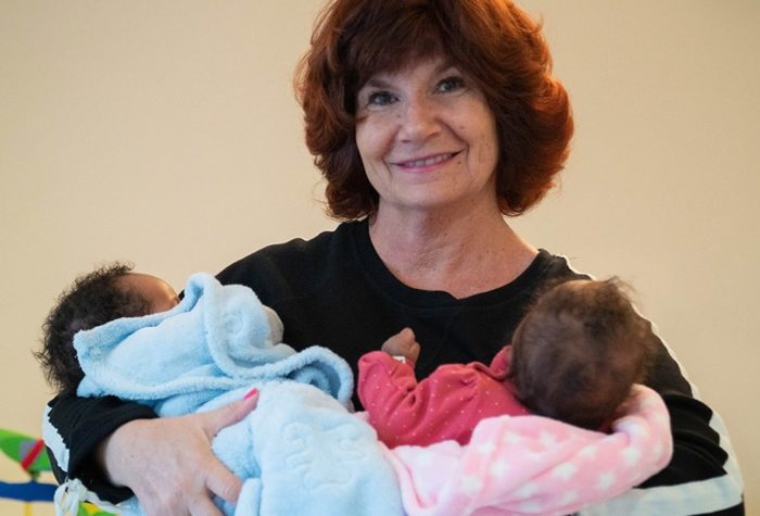 Sea Point woman opens home to abandoned babies