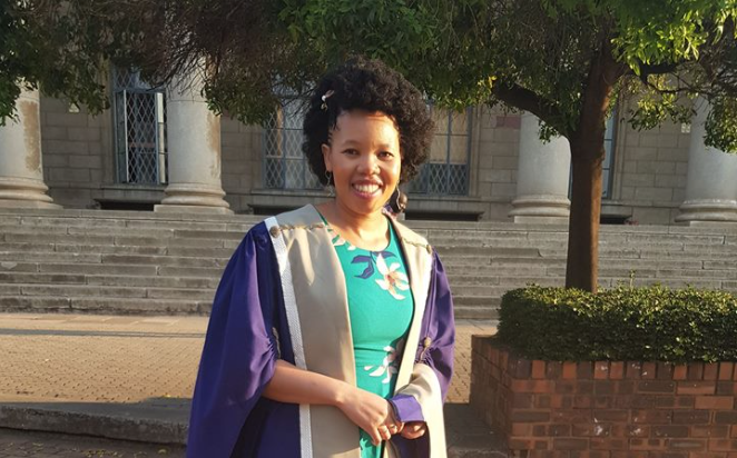 SA's first female black cardiothoracic surgeon is unstoppable