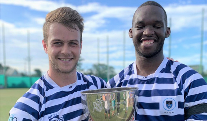 UCT brings home World University Rugby Cup