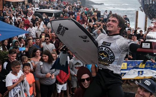 Cape bodyboarder beats international competitors