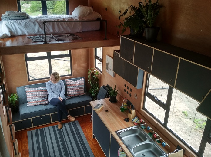 Simple eco-living with the PanGoPod