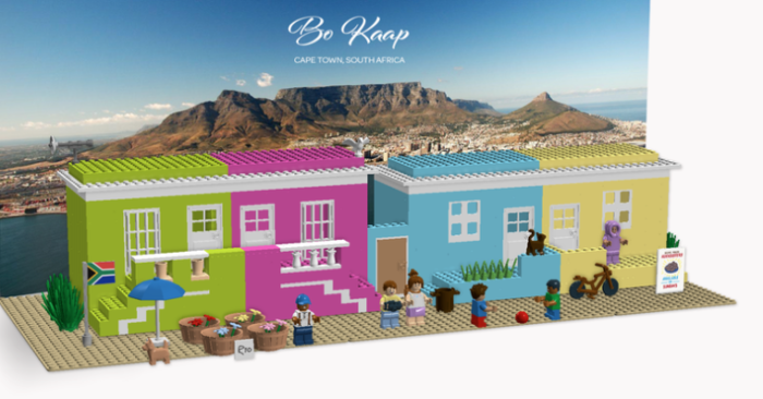 Vote for Bo-Kaap to become a Lego set