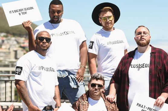 Local hotel launches male plus-size campaign