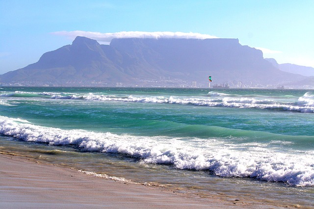 Beach weather? Coming soon, Cape Town