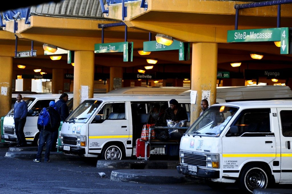 Taxi blockades anticipated for this week