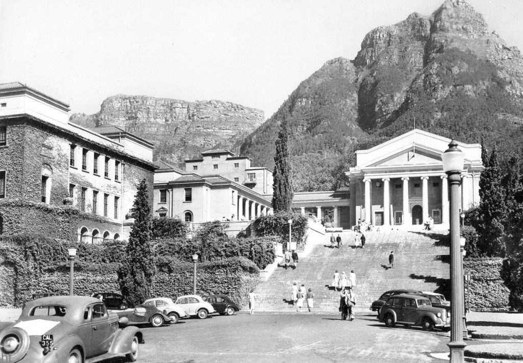 UCT: The oldest university in South Africa