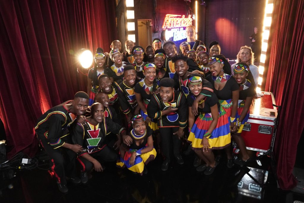 Ndlovu Youth Choir wins major Hollywood award
