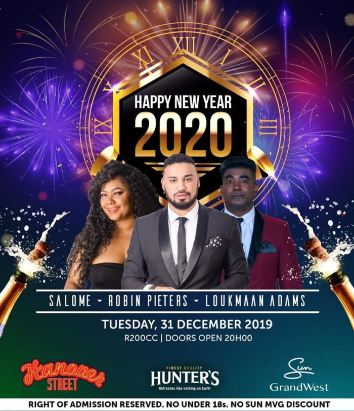 New Years Eve at Hanover Street Nightclub