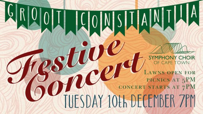 Festive Concert with the Symphony Choir of Cape Town
