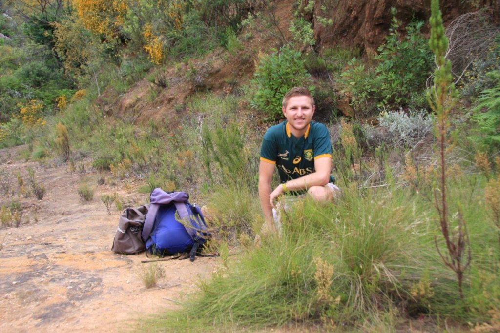 "UCT student rediscovers ""extinct"" plant"