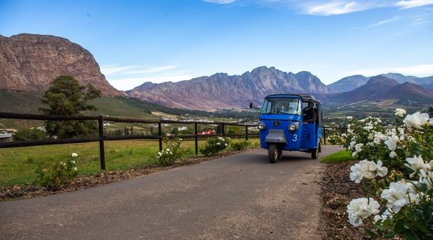 Getting around in the Cape Winelands