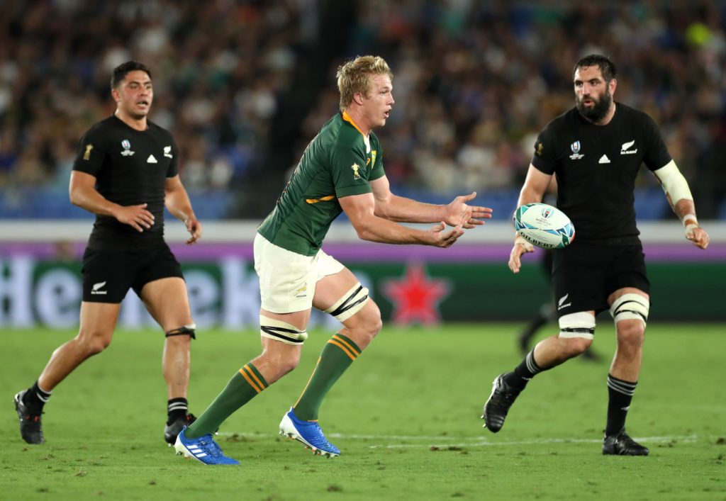 Springboks win Rugby Team of the Year