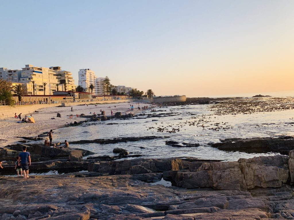 Teen drowns and three others missing in Sea Point