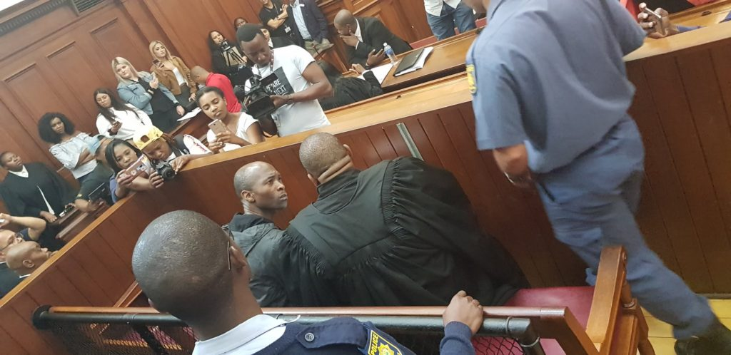 Uyinene Mwretyana killer receives three life sentences