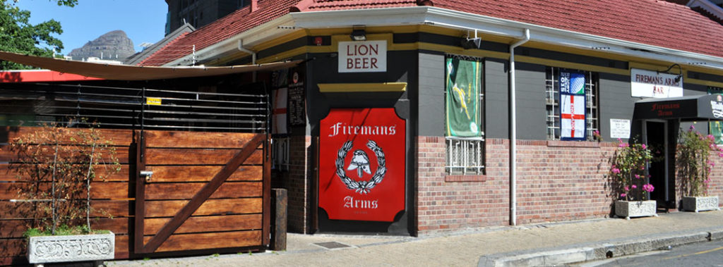 The Fireman's Arms opens for business