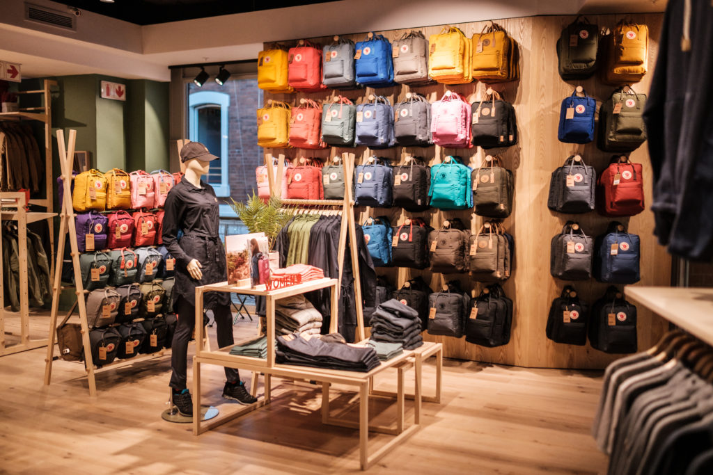 Fjällräven flagship store launches in Cape Town