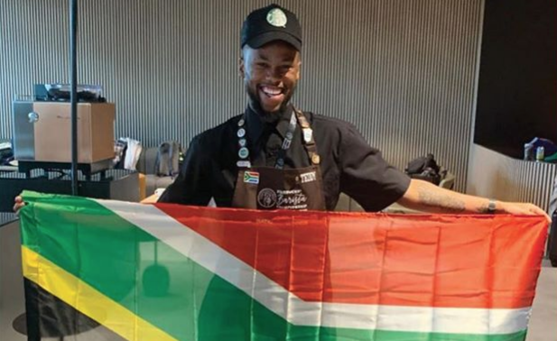 South African crowned world's best barista