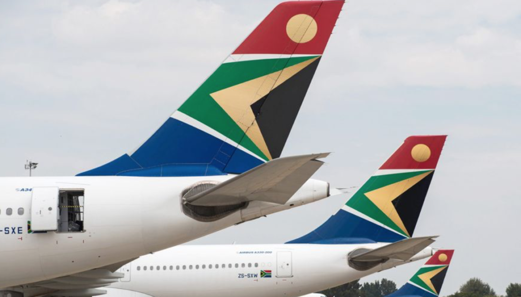 SAA reinstates Cape Town and Durban flights