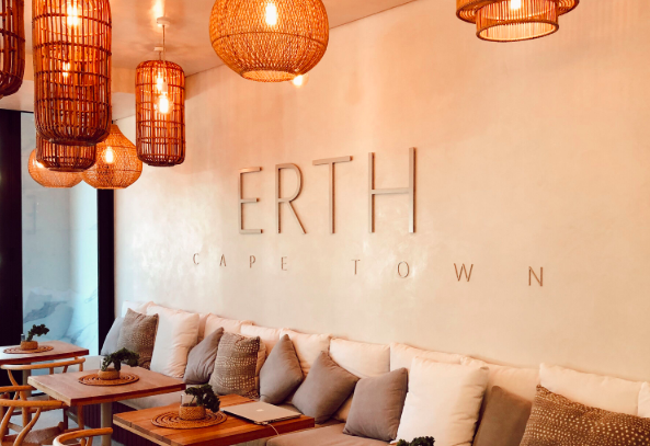 ERTH: The world's first nutricosmetic eatery