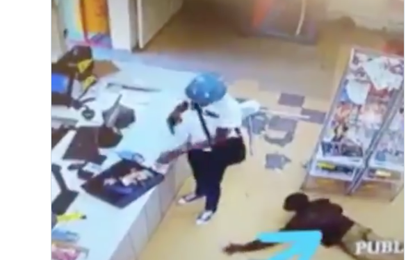 Robber getting robbed in SA leaves internet in stitches