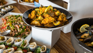 ChristmasETC: Win a lunch at Radisson Blu for 4