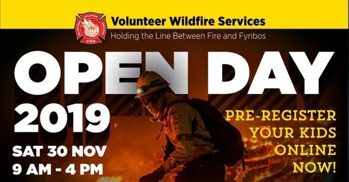 The VWS Open Day 2019