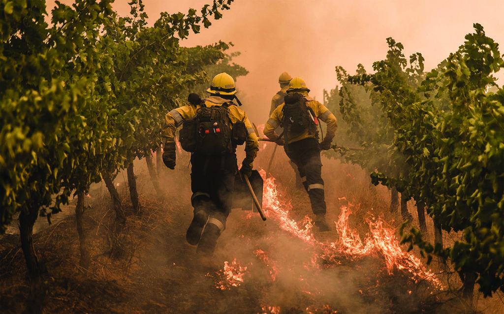 Stay safe while outdoors this fire season