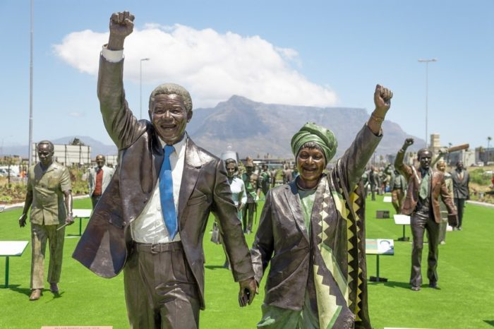 Long March to Freedom Exhibit launches in Cape Town