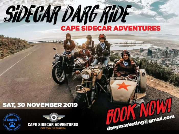 Sidecar DARG Ride