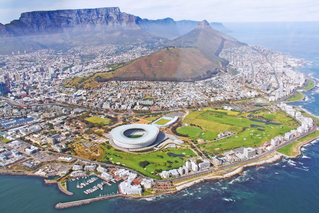 Cape Town: second wealthiest city in Africa